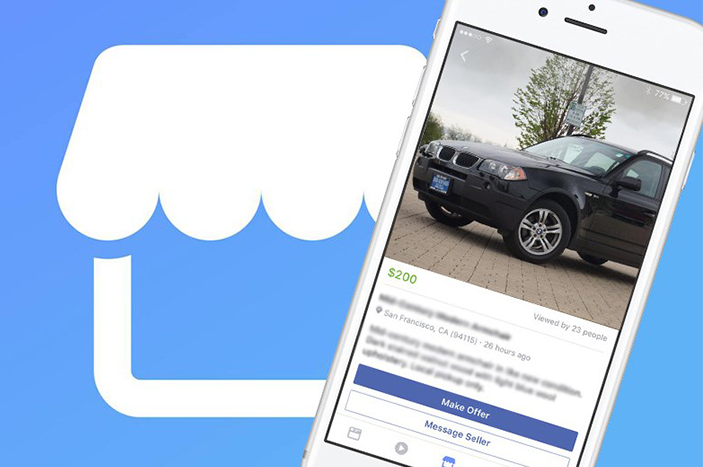 Publica tus vehículos en Facebook Marketplace con Go Virtual